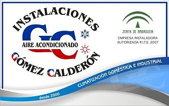 Aire Acondicionado Málaga Gómez Calderón